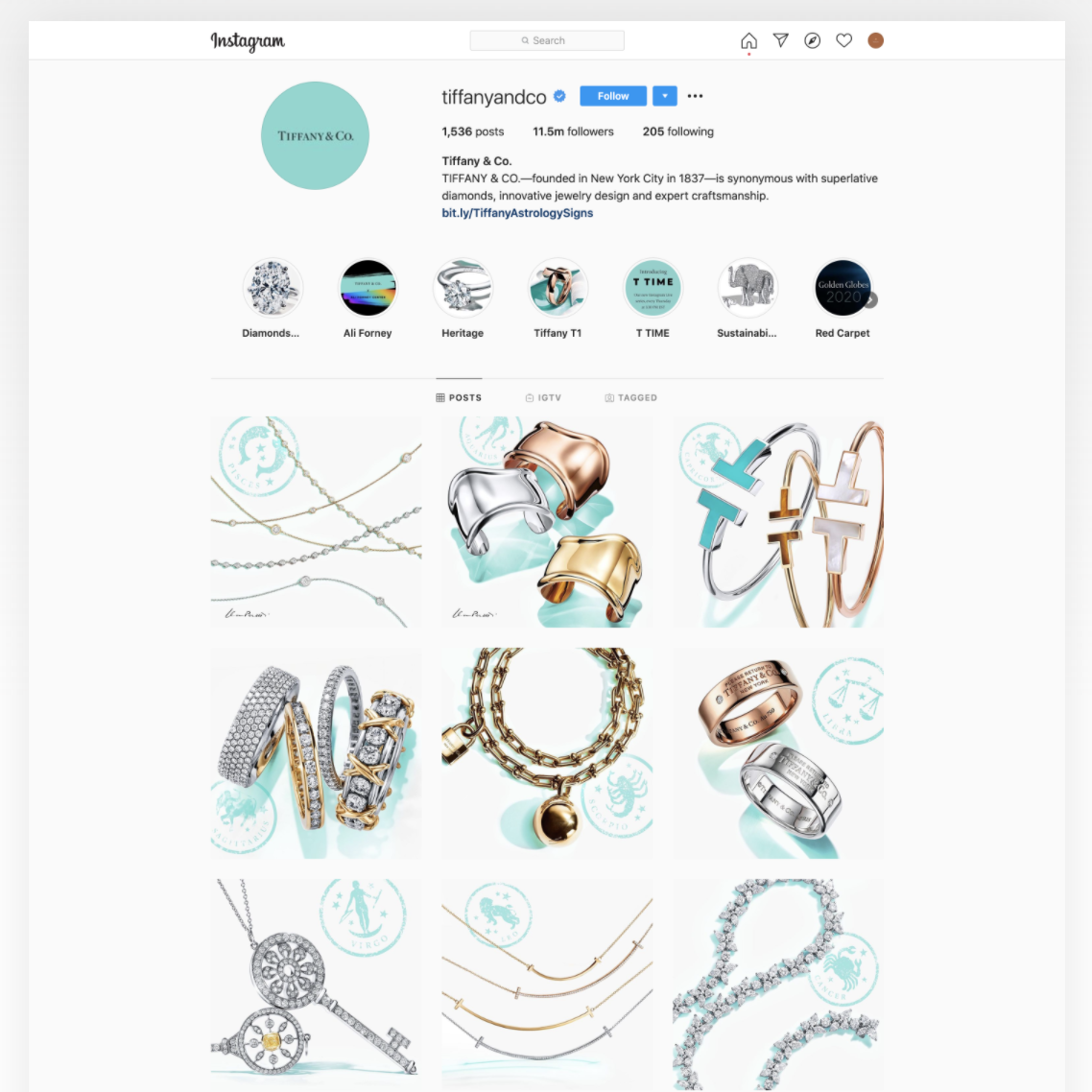 Jewelry Store Marketing - instagram marketing