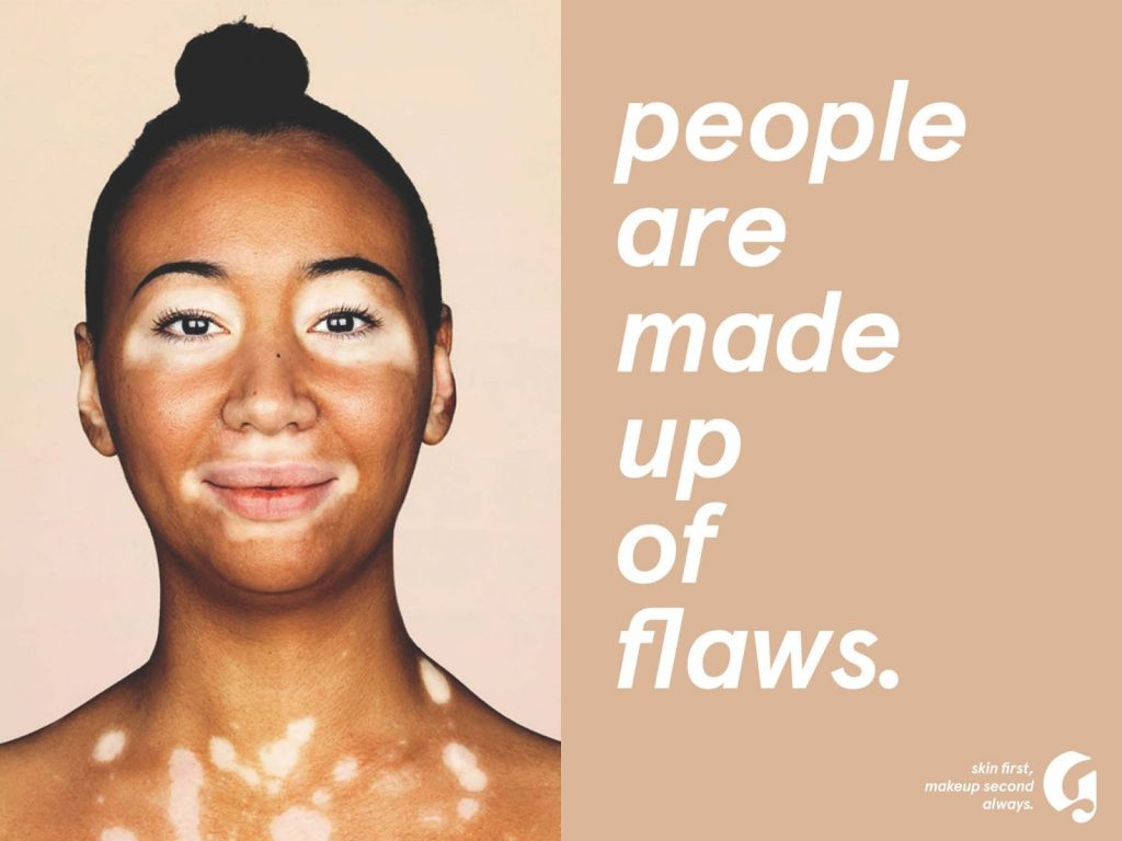 glossier beauty marketing campaigns